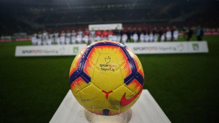 Süper Lig'de ilk 3 haftanın maç programı açıklandı!