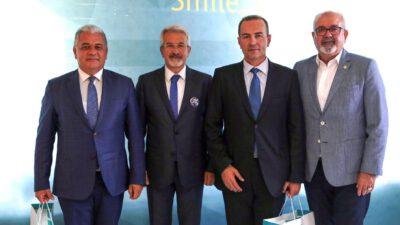 Bulgaristan Konsolosu'ndan Başkan Erdem'e ziyaret
