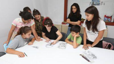 Nilüfer Belediyesi'nden öğrencilere tatil armağanı