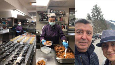 Türk İş Adamından İnsanlık Dersi
