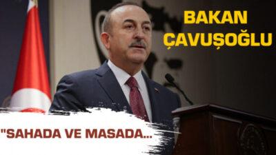 """""""Sahada ve masada can Azerbaycan'ın yanındayız"""""""