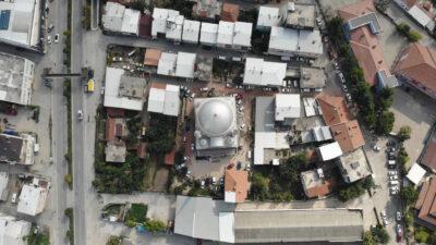 Bursa'da bir garip camii hikayesi