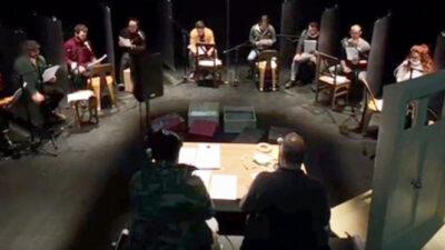Nilüfer'de radyo tiyatrosu tadında buluşmalar