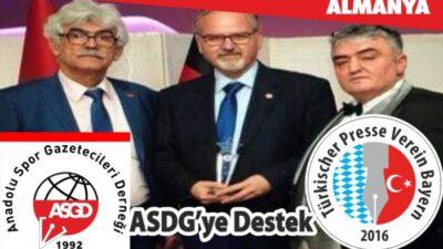 30 Yıllık Dernek ASGD'nin Yıkımına Almanya'dan Tepki!