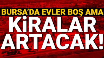 Bursa'da emlak sektörünün gözü öğrencilerde