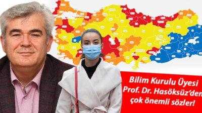 Türkiye bu haritayı bekliyor!