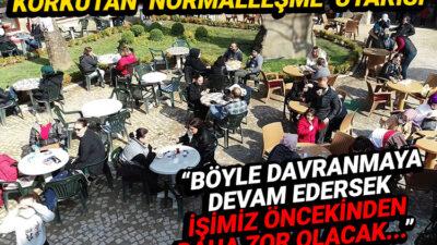 Mehmet Ceyhan'dan korkutan normalleşme uyarısı