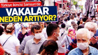 Samsun'da vakalar neden artıyor?