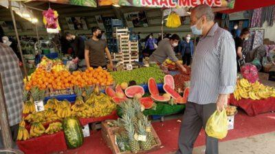 Bursalı pazarcılar açılmak istiyor!