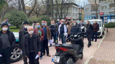 Bulgaristan seçimleri…Bursa'da oy kuyruğu!