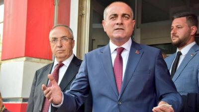 CHP Bursa'da dikkatleri üstüne toplayan istifa!