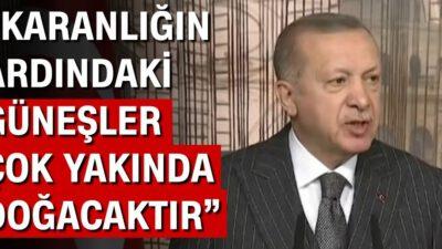 Türkiye bu salgın sürecinden çok daha güçlenerek çıkacaktır