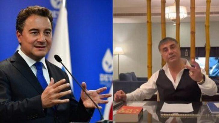 Babacan'dan Sedat Peker'in gündemi sarsan iddialarına ilk yorum