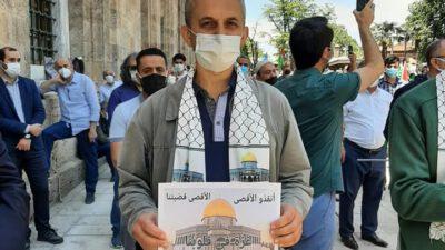 Bize sadece İsrail'i kınamanın utancı düştü!