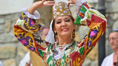 Özbekistan'ın Bağımsızlığının 30'uncu Yılı Kutlanıyor…