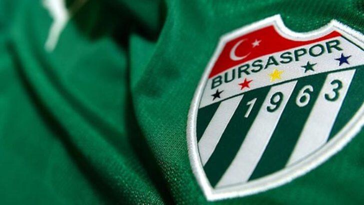 Bursaspor'dan dev çağrı!