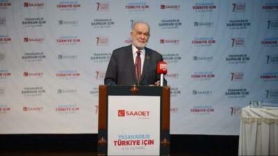 Karamolloğlu'ndan Erdoğan'a enflasyon eleştirisi: 'Artık çay-simit hesabını yapmıyorum' diyemedi