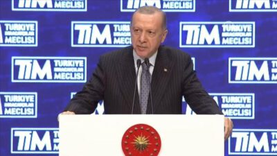 Erdoğan: Türkiye kritik eşiği yakaladı