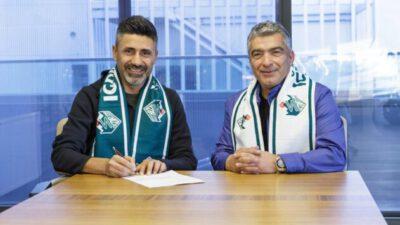 Alagöz Holding, Iğdır FK. Bayram Toysal ile el sıkıştı