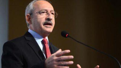 Kılıçdaroğlu: Türkiye şüpheli devlet listesine alındı