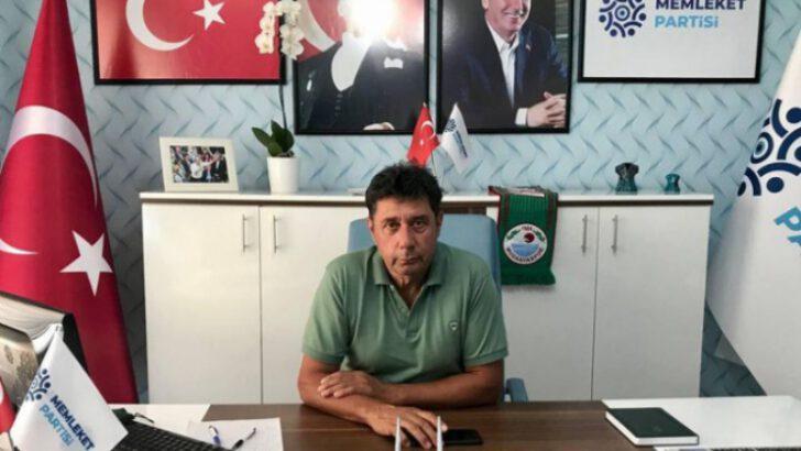 """Hasan Yıldırım'dan Türkyılmaz'a """"Mudanya'nın Poyrazı Derin Hayallerden Seni Tez Zamanda Uyandırsın!"""""""
